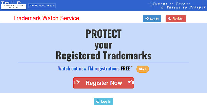 Trademark, Patent & Copyright Search Services, India